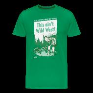T-Shirts ~ Männer Premium T-Shirt ~ MAD500