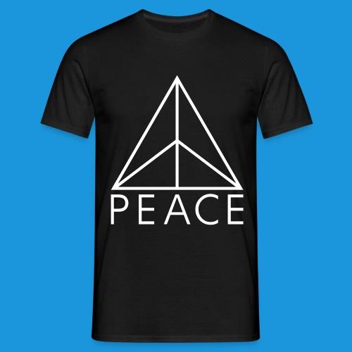 T-Shirt Peace - T-shirt Homme