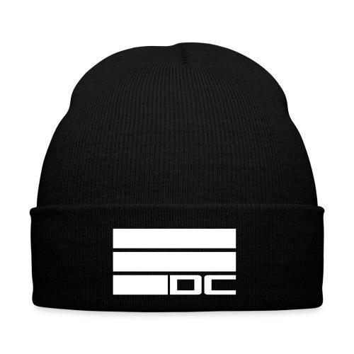 Wintermütze DC WHITE schwarz - Wintermütze