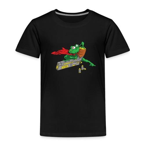 StupiDestFrog - T-shirt Premium Enfant
