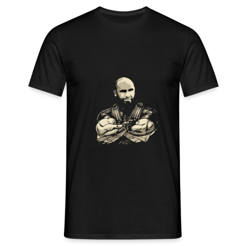 ABU AZRAEL The Angel of Death TRIBUTE #2  - Men's T-Shirt