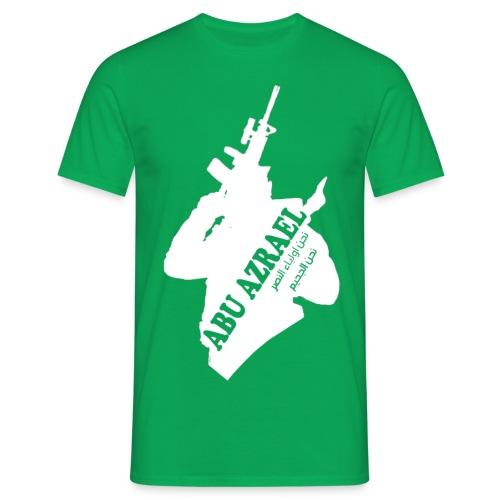 ABU AZRAEL The Angel of Death TRIBUTE (multicolor) - Men's T-Shirt