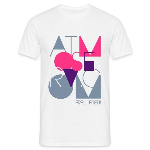 ATMO neon - Männer T-Shirt