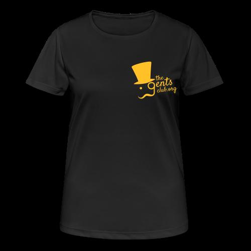 Women's Breathable T-shirt - Women's Breathable T-Shirt