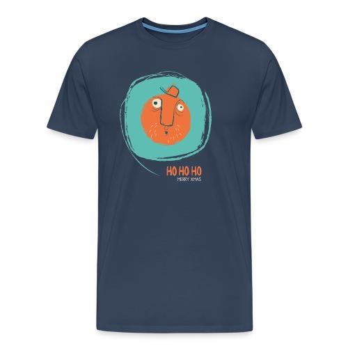 HoHoHo Dude - Männer Premium T-Shirt