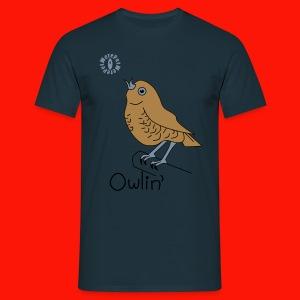 Owlin' Mens Tee - Men's T-Shirt