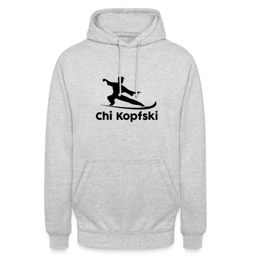 chi kopfski - Unisex Hoodie
