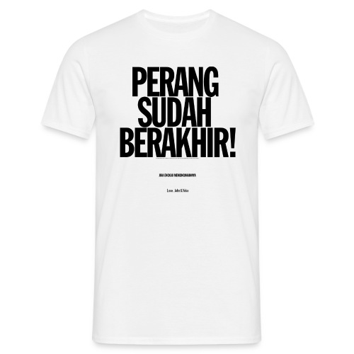 Men's (Indonesian) - Men's T-Shirt