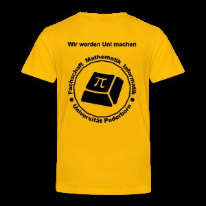 T-Shirt - Kinder - Schwarzes Logo - Kinder Premium T-Shirt