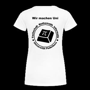T-Shirt:Premium - Damen - Schwarzes Logo - Frauen Premium T-Shirt