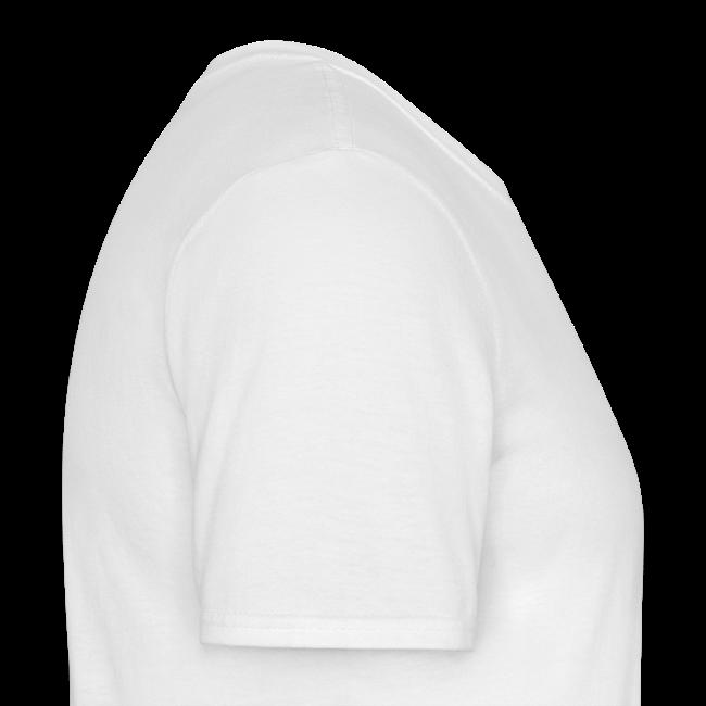 T-Shirt - Herren - Schwarzes Logo