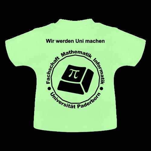 T-Shirt - Baby - Schwarzes Logo - Baby T-Shirt
