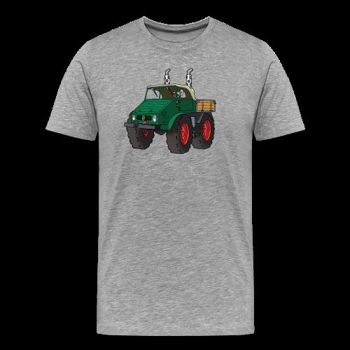 Mog Shirt - Männer Premium T-Shirt