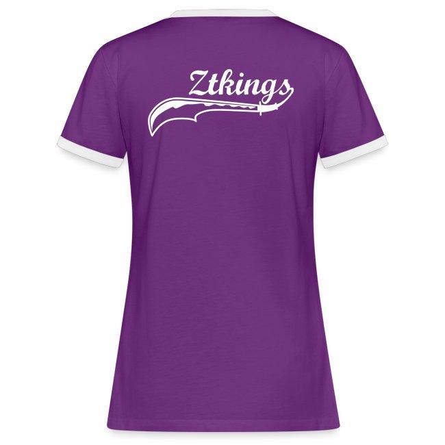 ZTK Contrast T-Shirt