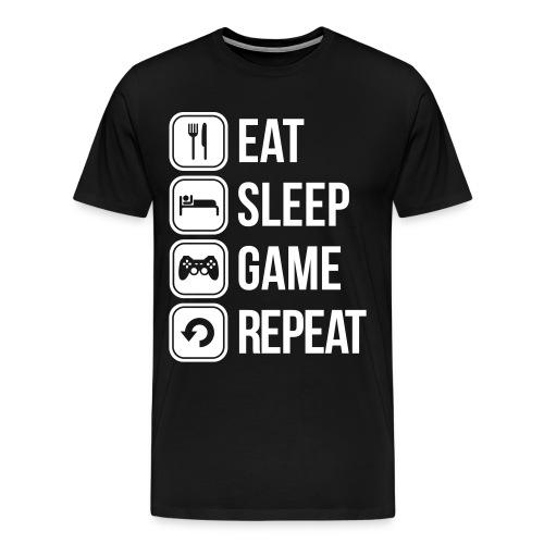 Men's Gamers Tee - Men's Premium T-Shirt