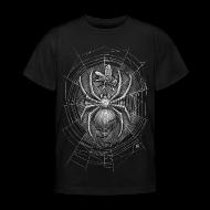 Tee shirts ~ Tee shirt Enfant ~ Spider Web
