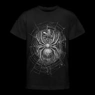 Tee shirts ~ Tee shirt Ado ~ Spider Web