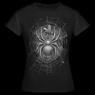 Tee shirts ~ Tee shirt Femme ~ Spider Web