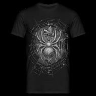 Tee shirts ~ Tee shirt Homme ~ Spider Web