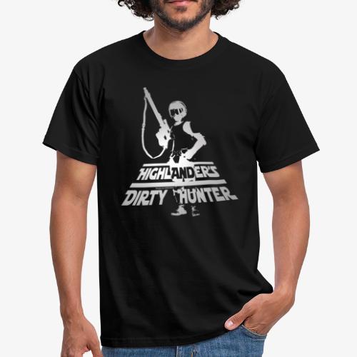 Highlander Noir - T-shirt Homme