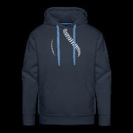Hoodies & Sweatshirts ~ Men's Premium Hoodie ~ Baseball Hoodie