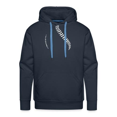Baseball Hoodie - Men's Premium Hoodie