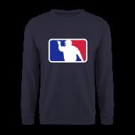 Hoodies & Sweatshirts ~ Men's Sweatshirt ~ Baseball Umpire Sweatshirt