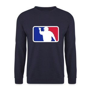 Baseball Umpire Sweatshirt - Men's Sweatshirt
