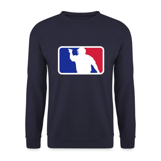 Baseball Umpire Sweatshirt