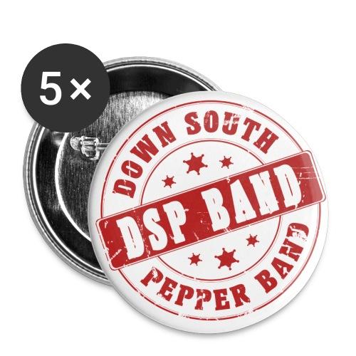 DSP band buttons - Buttons medium 1.26/32 mm (5-pack)