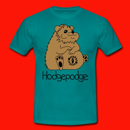 Hodgepodge Mens Tee - Men's T-Shirt