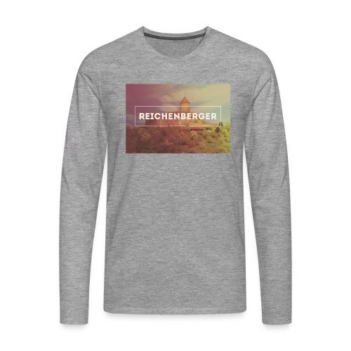 WeLoveOppes | Reichenberger | Männer Langarmshirt - Männer Premium Langarmshirt