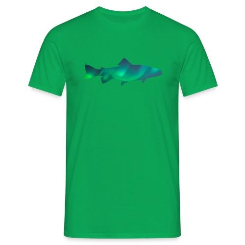 Fish Borealis - T-shirt Homme