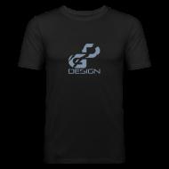Tee shirts ~ Tee shirt près du corps Homme ~ Numéro de l'article 104540431
