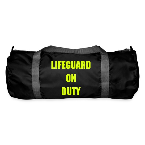 Lifeguard On Duty Gym Bag - Duffel Bag