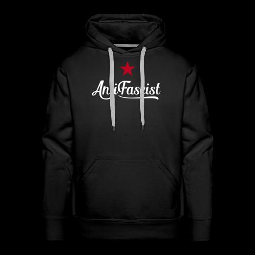 AntiFascist Hoodie - Männer Premium Hoodie