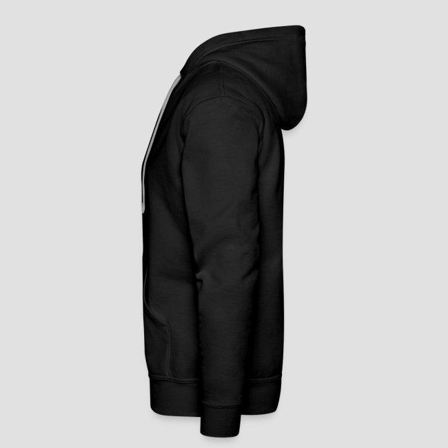 Sweat-shirt à capuche Premium pour hommes Kreol et Fier 974