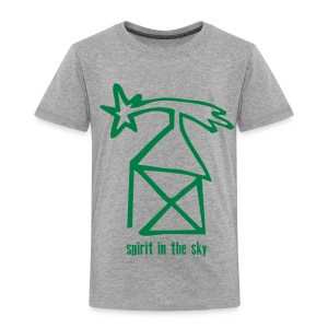 nikolaushaus - spirit in the sky - Kinder Premium T-Shirt