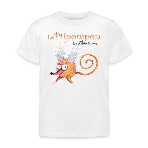 Tee-shirt enfant Ptipompon-Sillousoune - T-shirt Enfant