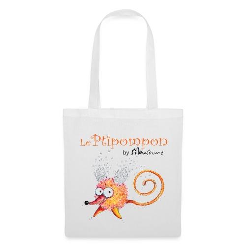 Sac Tote bag Ptipompon-Sillousoune - Tote Bag