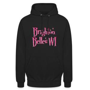 Brighton Belles Black Unisex Hoodie - Unisex Hoodie