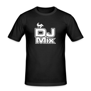 DJ Mix - Men's Slim Fit T-Shirt