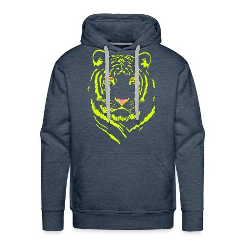 the best - Sweat-shirt à capuche Premium pour hommes