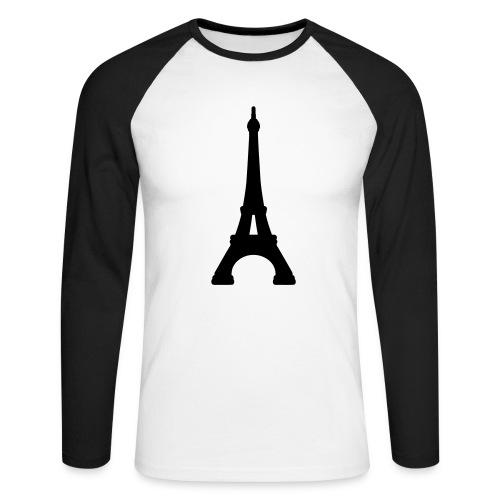 paris - Raglán manga larga hombre