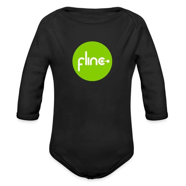 Baby-Body Logo grün Unisex