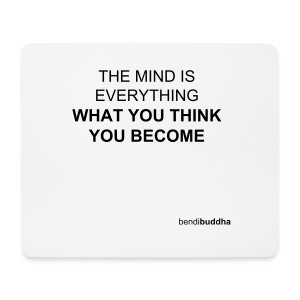 The Mind  - Mouse Pad (horizontal)
