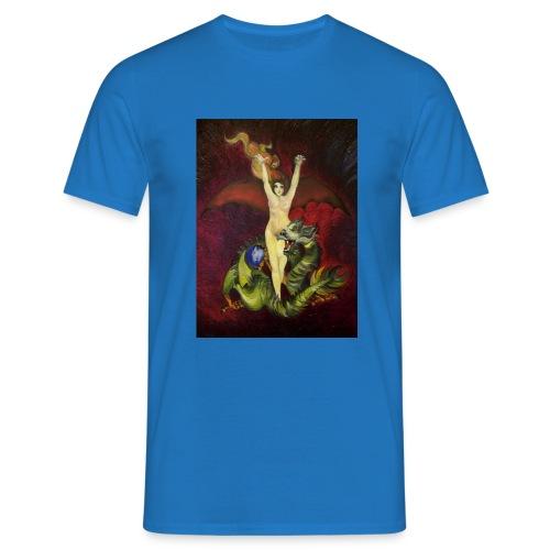 DragonTime T-Shirts - Männer T-Shirt