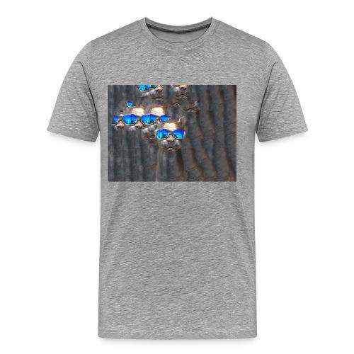 Panther-Coolness T-Shirt - Männer Premium T-Shirt
