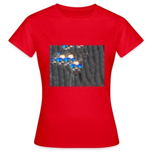 Panther-Vision - Frauen T-Shirt