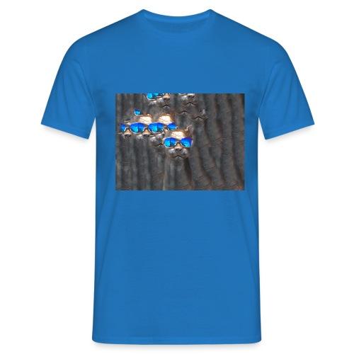 Panther-Vision - Männer T-Shirt